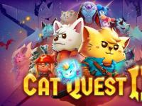 CatQuestII游戏一次充满趣味的双关冒险完美融合了RPG体验