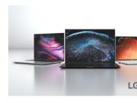 LG推出5款配备16比10显示屏的全新Gram笔记本电脑