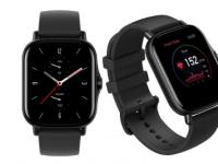 具有SpO2监控和GPS的AmazfitGTS2智能手表推出