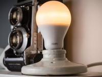 飞利浦最新LED发出的温暖光芒