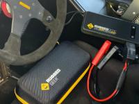 坚固耐用的Geek便携式汽车起动器和电池组