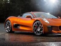捷豹公司正在考虑生产电动超级跑车的可能性