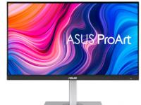 华硕ProArtPA278CV推出27英寸专业级2560 x1440像素显示器