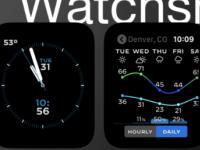 Watchsmith为苹果Watch带来动感的功能赋予个性化全新的含义