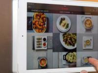 伊莱克斯有用的联网烤箱应用程序支持内置烤箱摄像头
