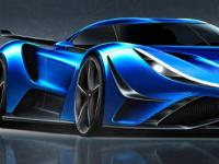 新车制造商推出2299马力的电动超级跑车