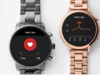 新型内置FossilQ智能手表的GPSNFC将在WearOS上运行