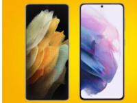 三星GalaxyS21智能手机优惠在本周百思买以128GB的价格提供256GB