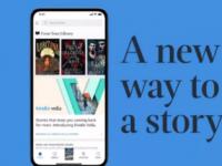 亚马逊Kindle可能会以一种全新的方式来读书