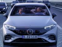 2022年梅赛德斯奔驰EQS不会得到轿跑车和敞蓬车的变体