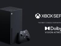 微软XboxSeriesX和SeriesS将在发布时支持DolbyAtmos游戏