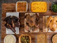 如何不用烤箱在外面煮感恩节火鸡