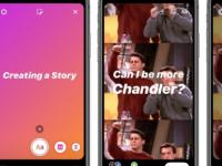 Instagram更新了StoriesCamera添加了创建模式和今天