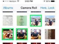 当您将某人交给您的iPhone时分享一些但不是全部的照片