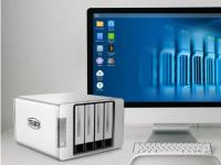 TerraMaster推出了一种新的2托架和4托架网络连接存储解决方案