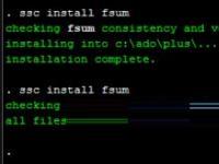 教程资讯:Stata怎么用 用Stata安装命令的操作方法