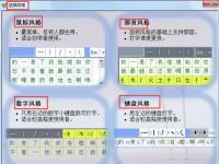 教程资讯:正宗笔画输入法怎么使用 正宗笔画输入法教程