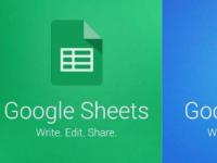 谷歌文档表格在最新更新中获得新功能