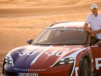 保时捷正准备开始交付其第二款电动汽车PorscheTaycanCrossTurismo