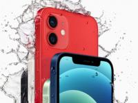 苹果公司的Verizon代表在其HiSpeediPhone12揭幕活动期间登上舞台