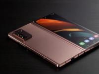 三星GalaxyZFold3可能会配备屏下摄像头