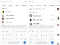 谷歌Chat的最新更新改进了安卓设备上的搜索