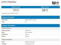 前沿资讯:OPPO R17 Pro跑分曝光 配置骁龙710+8GB得分多少