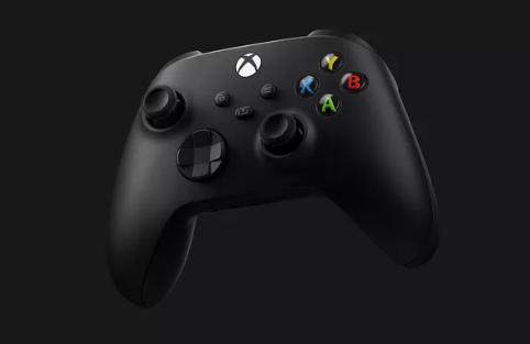 神秘的白色下一代Xbox控制器
