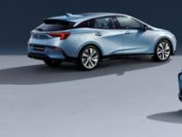 别克纯电动SUV微蓝7与别克微蓝6插电式混动版车型正式上市