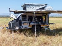 认真露营吗这是越野拖车的制作方法