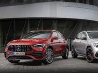 梅赛德斯推出的全新小型SUV将于8月上市