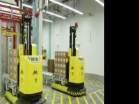 西雅特成为欧洲第一家在车间外实施无磁性导向agv的公司使零部件的交付更加高效