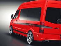 梅赛德斯奔驰Sprinter获得PriorDesign的VIP1处理