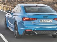 改头换面的奥迪RS5双胞胎亮相新颖的款式和全新的信息娱乐系