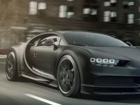布加迪Bugatti暴露碳纤维设计展现ChironNoire