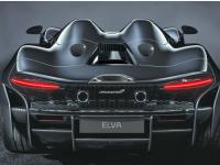 新款迈凯轮Elva透露为600kW敞篷跑车没有窗户