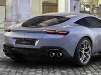 法拉利罗马人透露认识Maranello的新型前置引擎V8双门跑车