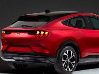 福特野马MachE亮相外加特殊GT性能模型
