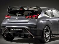 现代汽车为SEMA推出了全新的Veloster N Performance概念车