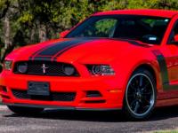 Boss302配备了第五代MustangGT5.0升发动机的增强版