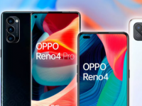 OPPOReno4智能手机亚马逊最低价超过200欧元的折扣