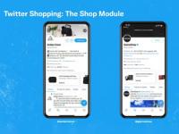 Twitter为品牌试行了一个新的购物部分