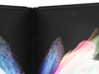 三星GalaxyZFold3屏下摄像头设计和所有颜色从近距离泄漏