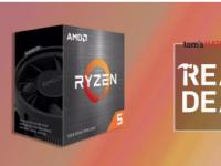 AMD Ryzen 5 5600X以有史以来最低价发售