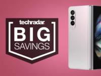 本周末的三星GalaxyZFold3和Flip3预购可为您节省1500美元