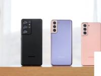 三星GalaxyS21系列iPhone12mini等产品正在发售