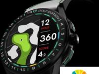 泰格豪雅更新了高尔夫版智能手表以配合其最新的智能手表Connected