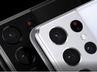 三星正式发布了GalaxyS21系列智能手机