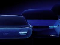 Ioniq7现代的电动SUV简直就是科幻