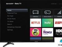百思买将这台价值200美元的夏普50英寸4K Roku电视放入免费的Nest Mini